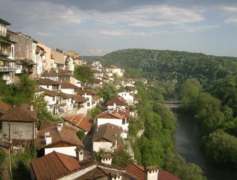 turnovo bulgaria city