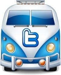 Twitter bus