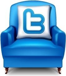 Twitter chair