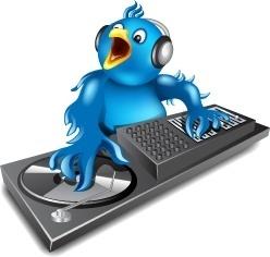 Twitter dj