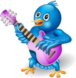 Twitter guitar