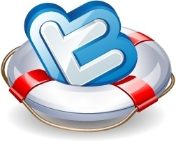 Twitter lifesaver