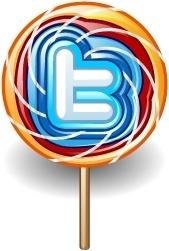 Twitter lolly