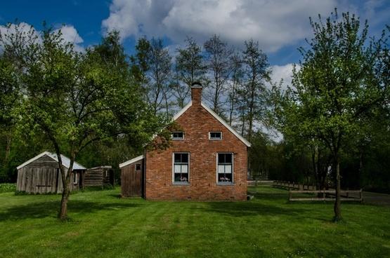 typical dutch house