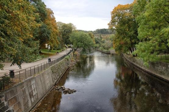 uddevalla sweden canal