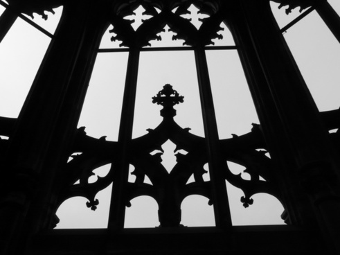 ulm cathedral window m�nster