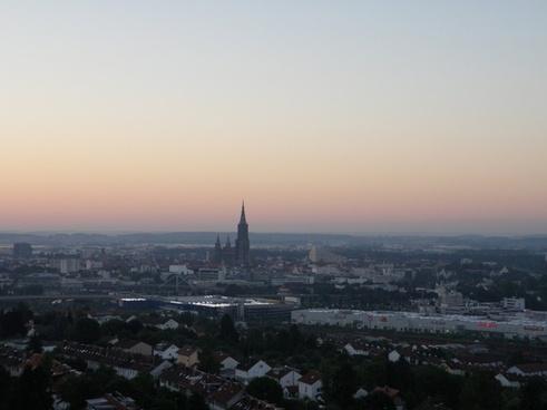 ulm sunrise sunset