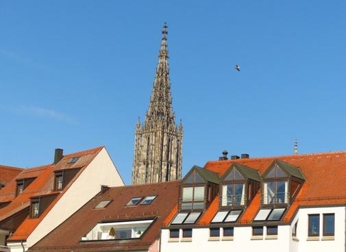 ulm ulm cathedral city