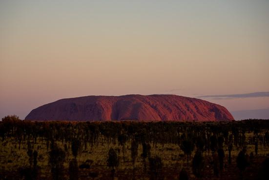 uluruayers rock