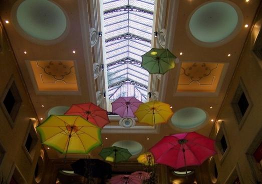 umbrellas galore