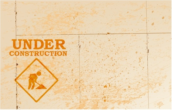 under construction - Stock Image