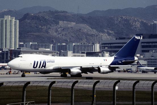 union de transports aeriens boeing 747 228f f gcbm82224879