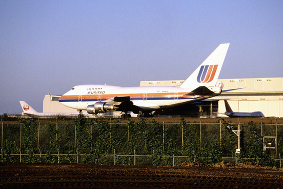 united airlines boeing 747sp 21 n148ua36721648
