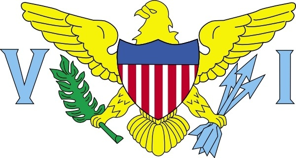United StatesUs Virgin Islands clip art