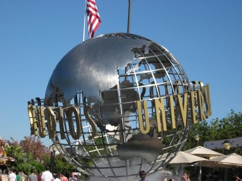universal studio globe