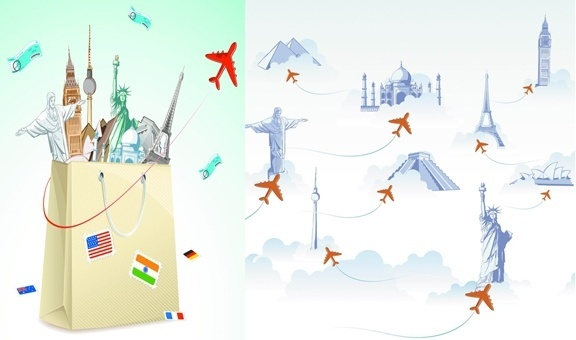 Free Images For Travel, Download Free Clip Art, Free Clip Art on Clipart  Library