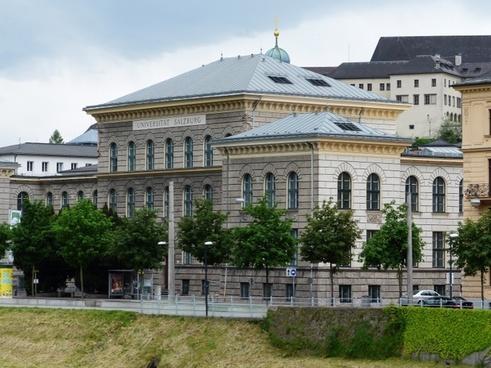 university of salzburg university building