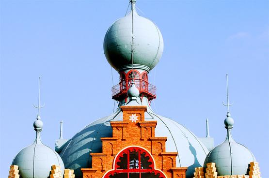 unusual lisbon building
