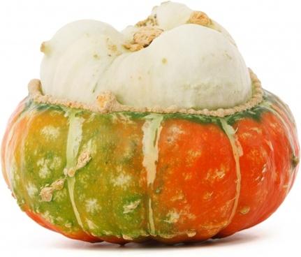 unusual pumpkin