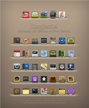 Upojenie icons pack