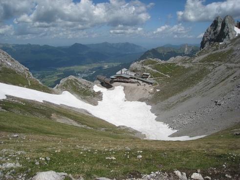 upper bavaria karwendel mittenwald