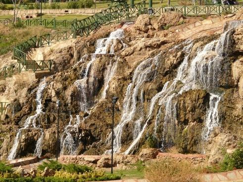 upper d�den waterfall