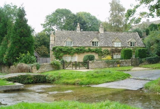upper slaughter gloucestershire