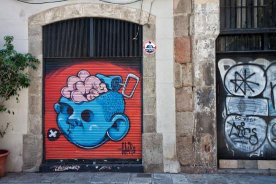 urban art barcelona