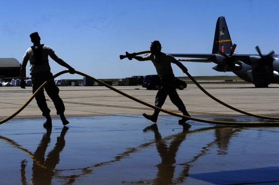 us air force men airmen