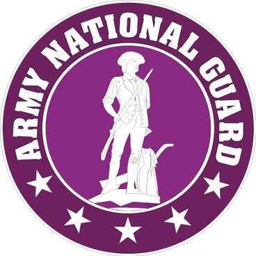 US army national guard logo