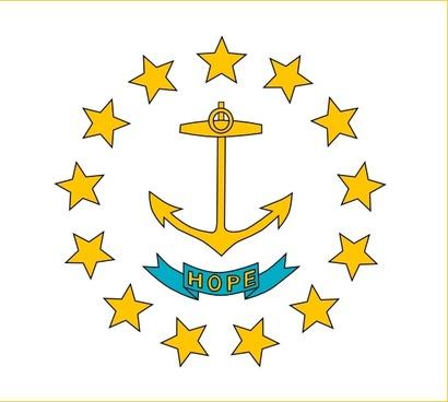 Usa Rhode Island clip art