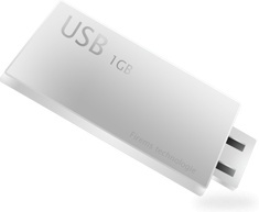 USB 1GB