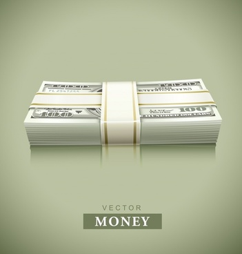 usd money icon modern 3d sketch