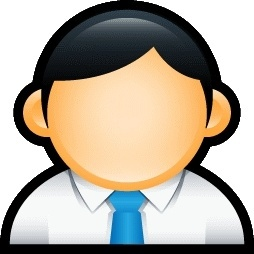 User Administrator Blue