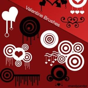Valentine Brushes