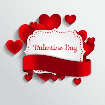 valentine day frame template