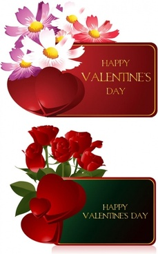 Valentines day greeting cards free vector download 15793 free valentine day greeting card vector m4hsunfo