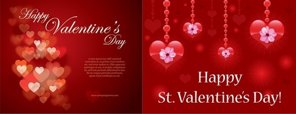 valentine day special for vector