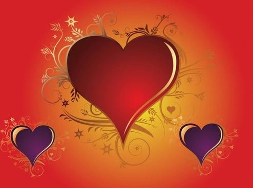 Valentine Heart Vectors