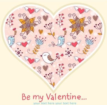 valentine illustrator 01 vector