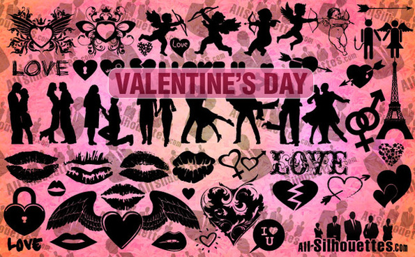 valentine s day clipart