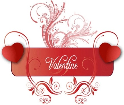 Valentine's day free vector graphics