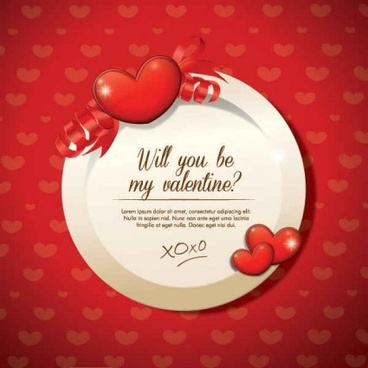 valentines design graphic background shiny vector