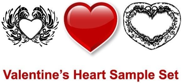 Valentine�s Heart