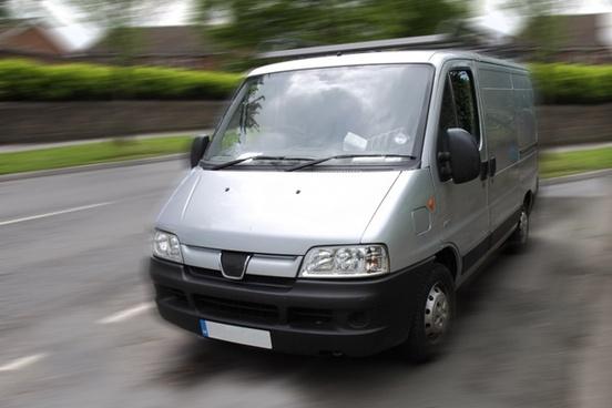 van automobile business