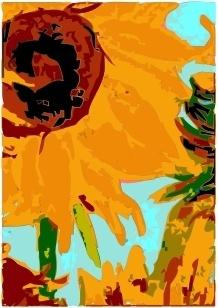 van gogh s sun flower en 01
