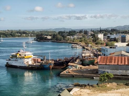 vanatu boats ships