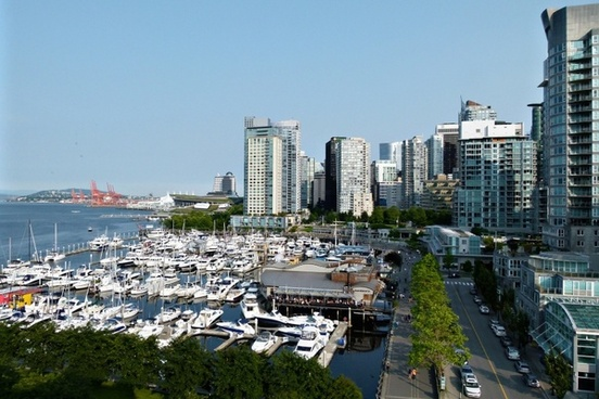 vancouver coal harbor city
