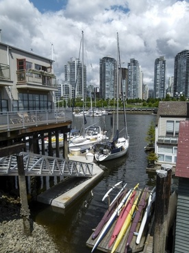 vancouver false creek city