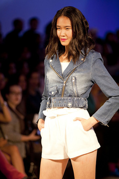 vancouver fashion week springsummer 2015 sep 19th 2014